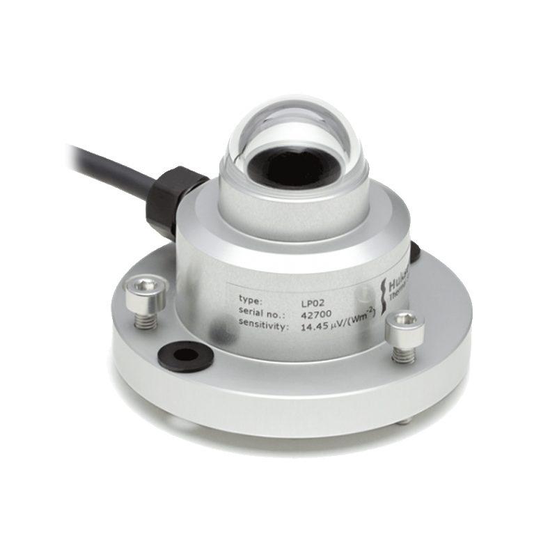 HUKSEFLUX - LP02 pyranometer