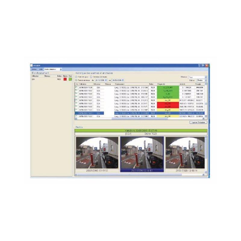 SAPHYMO - DIRAD Advanced Spectroscopic Portal Monitor