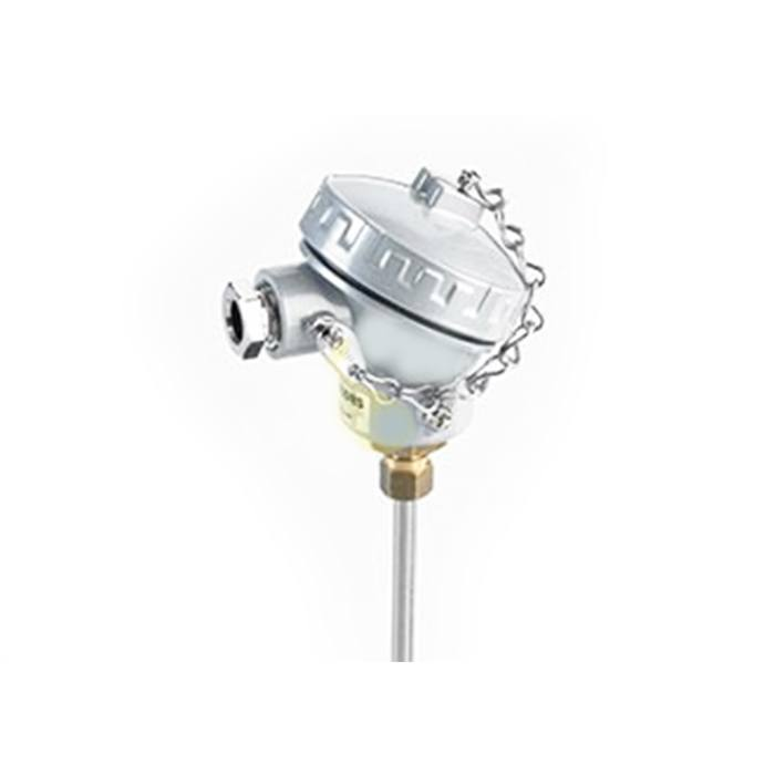 Mineral Insulated Thermocouple with Miniature Weatherproof Terminal Head 2